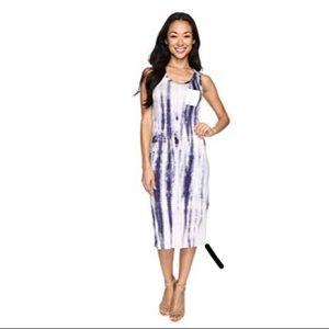 Dresses & Skirts - CULTURE PHIT TIE-DYE COTTON DRESS